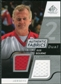 2008/09 Upper Deck SP Game Used Dual Authentic Fabrics #AFBB Bob Bourne