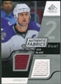 2008/09 Upper Deck SP Game Used Dual Authentic Fabrics #AFBL Rob Blake