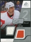 2008/09 Upper Deck SP Game Used Dual Authentic Fabrics #AFCC Chris Chelios
