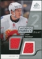 2008/09 Upper Deck SP Game Used Dual Authentic Fabrics #AFDP Dion Phaneuf