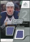 2008/09 Upper Deck SP Game Used Dual Authentic Fabrics #AFIK Ilya Kovalchuk