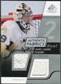 2008/09 Upper Deck SP Game Used Dual Authentic Fabrics #AFMF Marc-Andre Fleury