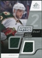 2008/09 Upper Deck SP Game Used Dual Authentic Fabrics #AFMG Marian Gaborik