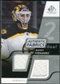 2008/09 Upper Deck SP Game Used Dual Authentic Fabrics #AFMN Manny Fernandez