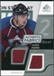 2008/09 Upper Deck SP Game Used Dual Authentic Fabrics #AFMS Marek Svatos