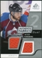 2008/09 Upper Deck SP Game Used Dual Authentic Fabrics #AFPF Peter Forsberg