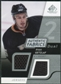 2008/09 Upper Deck SP Game Used Dual Authentic Fabrics #AFRG Ryan Getzlaf
