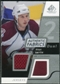 2008/09 Upper Deck SP Game Used Dual Authentic Fabrics #AFRS Ryan Smyth