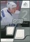 2008/09 Upper Deck SP Game Used Dual Authentic Fabrics #AFSU Mats Sundin