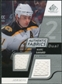 2008/09 Upper Deck SP Game Used Dual Authentic Fabrics #AFSV Marc Savard