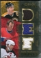 2007/08 Upper Deck OPC Premier Rare Remnants Triples Gold #PTBRS Ray Bourque Larry Robinson Scott Stevens /35
