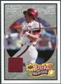 2008 Upper Deck Heroes Jersey Charcoal #138 Mike Schmidt
