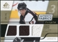 2008/09 Upper Deck SP Game Used Triple Authentic Fabrics Gold #3AFGA Simon Gagne /25