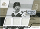 2008/09 Upper Deck SP Game Used Triple Authentic Fabrics Gold #3AFLM Lanny McDonald /25