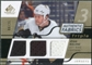 2008/09 Upper Deck SP Game Used Triple Authentic Fabrics Gold #3AFME Ryan Malone /25