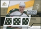 2008/09 Upper Deck SP Game Used Triple Authentic Fabrics Gold #3AFMG Marian Gaborik /25