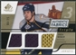 2008/09 Upper Deck SP Game Used Triple Authentic Fabrics Gold #3AFSW Shea Weber /25