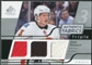 2008/09 Upper Deck SP Game Used Triple Authentic Fabrics #3AFDP Dion Phaneuf