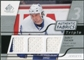 2008/09 Upper Deck SP Game Used Triple Authentic Fabrics #3AFDT Darcy Tucker