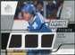 2008/09 Upper Deck SP Game Used Triple Authentic Fabrics #3AFPT Peter Stastny