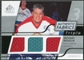 2008/09 Upper Deck SP Game Used Triple Authentic Fabrics #3AFRD Richard Brodeur