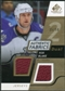 2008/09 Upper Deck SP Game Used Dual Authentic Fabrics Gold #AFBL Rob Blake /50