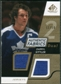 2008/09 Upper Deck SP Game Used Dual Authentic Fabrics Gold #AFDL Darryl Sittler /50