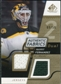 2008/09 Upper Deck SP Game Used Dual Authentic Fabrics Gold #AFMN Manny Fernandez /50