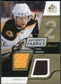 2008/09 Upper Deck SP Game Used Dual Authentic Fabrics Gold #AFPK Phil Kessel /50