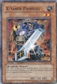 Yu-Gi-Oh Duel Terminal 1 Single X-Saber Pashuul Common DT01