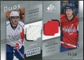 2008/09 Upper Deck SP Game Used Authentic Fabrics Duos #OB Alexander Ovechkin Nicklas Backstrom /100