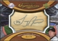 2007 Upper Deck Sweet Spot Signatures Bat Barrel Silver Ink #JA Jeremy Accardo /25