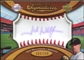 2007 Upper Deck Sweet Spot Signatures Red Stitch Blue Ink #JW Josh Willingham Autograph /299