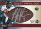 2005 Upper Deck Sweet Spot Sweet Panel Signatures Gold #SPBL Byron Leftwich Autograph 5/15