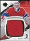 2010/11 Upper Deck Ultimate Collection Premium Swatches #PCP Carey Price /35