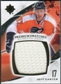 2010/11 Upper Deck Ultimate Collection Premium Swatches #PJC Jeff Carter /35