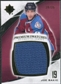 2010/11 Upper Deck Ultimate Collection Premium Swatches #PJS Joe Sakic /35