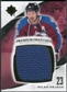 2010/11 Upper Deck Ultimate Collection Premium Swatches #PMH Milan Hejduk /35