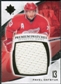 2010/11 Upper Deck Ultimate Collection Premium Swatches #PPD Pavel Datsyuk /35