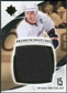 2010/11 Upper Deck Ultimate Collection Premium Swatches #PRG Ryan Getzlaf 30/35