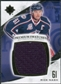 2010/11 Upper Deck Ultimate Collection Premium Swatches #PRN Rick Nash /35