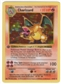 Pokemon Base Set 1 Single 1st Edition Charizard 4/102 - Shadowless