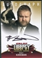 2011 Cryptozoic The Walking Dead Robert Kirkman Autograph