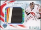 2010/11 Upper Deck Ultimate Collection Debut Threads Patches #DTHK Henrik Karlsson /35