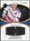 2010/11 Upper Deck Ultimate Collection Ultimate Jerseys #UJBL Brian Leetch /100