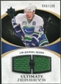 2010/11 Upper Deck Ultimate Collection Ultimate Jerseys #UJDS Daniel Sedin /100