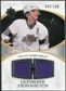 2010/11 Upper Deck Ultimate Collection Ultimate Jerseys #UJLR Luc Robitaille /100