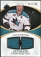 2010/11 Upper Deck Ultimate Collection Ultimate Jerseys #UJTH Joe Thornton /100