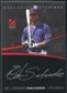 2012 Onyx Exclusive Etchings #EE5 Edward Salcedo Autograph