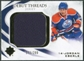 2010/11 Upper Deck Ultimate Collection Debut Threads #DTJE Jordan Eberle 173/200